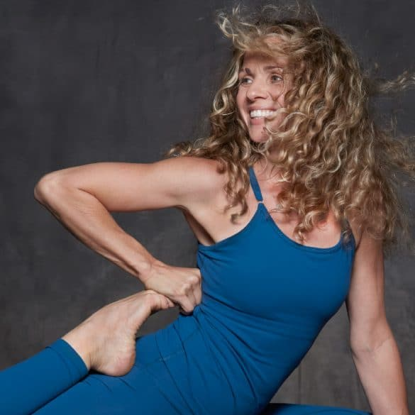 Parvati Magazine interviews yogini Seane Corn