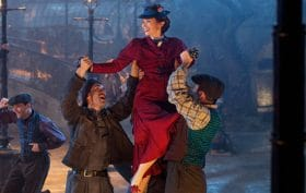 Mary Poppins, remake, Emily blunt