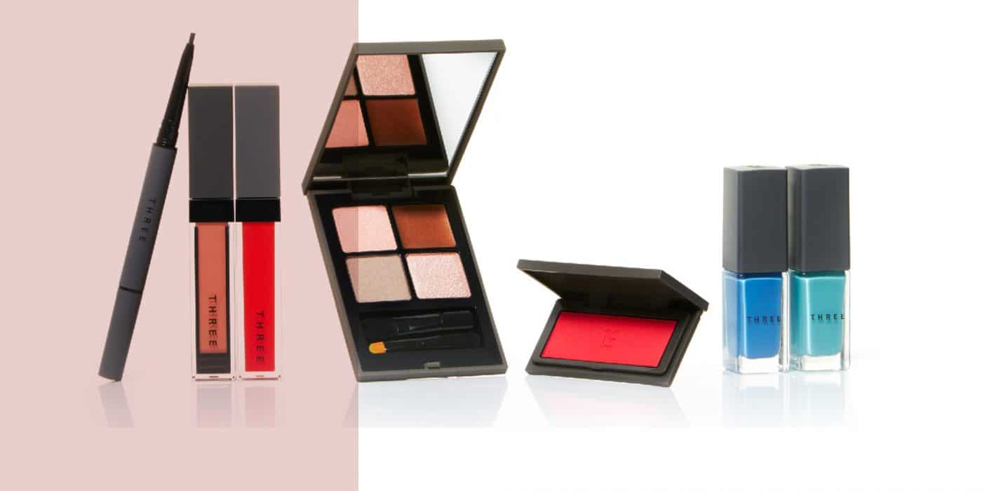 Parvati Magazine February 2019 Beauty THREE Cosmetics