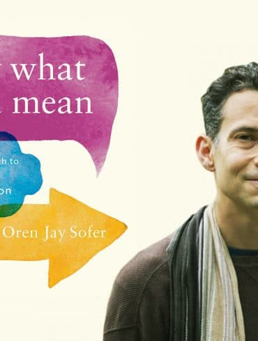 Jay Sofer, Say What You Mean