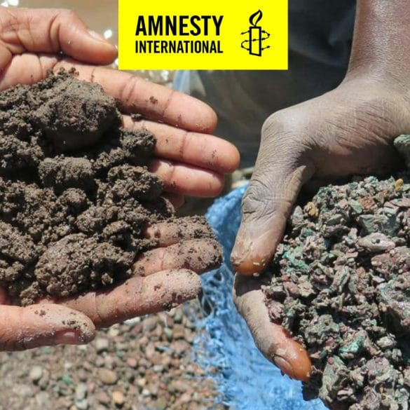 Amnesty International, cobalt mining