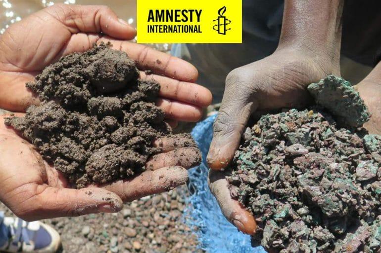 Amnesty International, cobalt mining