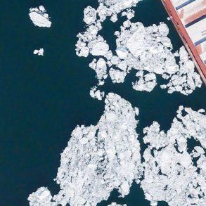Parvati Magazine MAPS Arctic Shipping