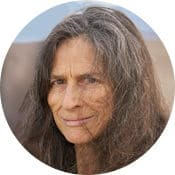 "Ana Forrest - Native American healer, yoga teacher, and author of ""Fierce Medicine"""