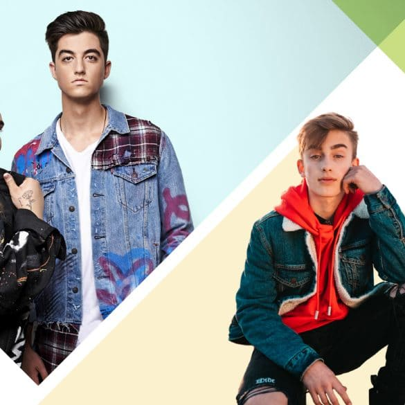 Johnny Orlando, Eligah Wood x Jamie Fine, Juno Awards 2019