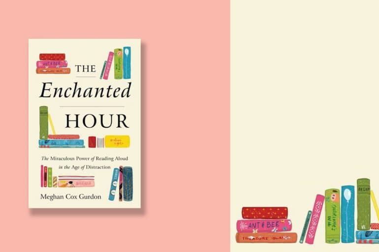 The Enchanted Hour, book review, the miraculous power of reading aloud