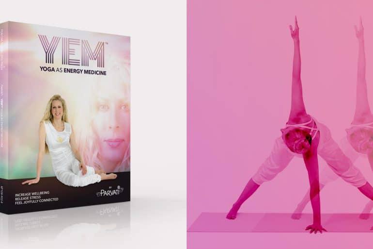 yem, yoga as energy medicine, Parvati