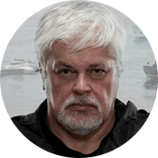 Captain Paul Watson-Sea Shepherd