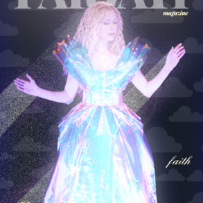 Parvati Magazine Cover-June 2019: FAITH