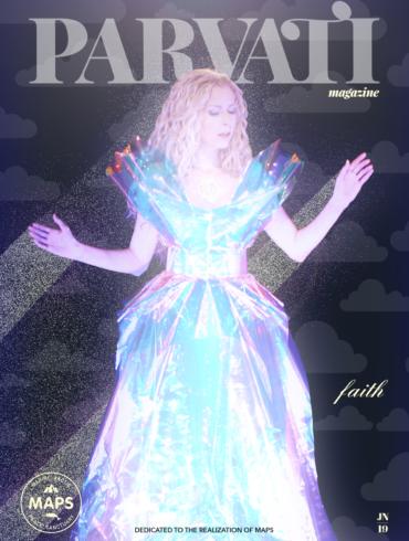 Parvati Magazine Cover-June 2019: FAITH