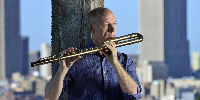 Wouter Kellerman, flutist, Winds of Samsara, Love Language, Symphony of Soweto