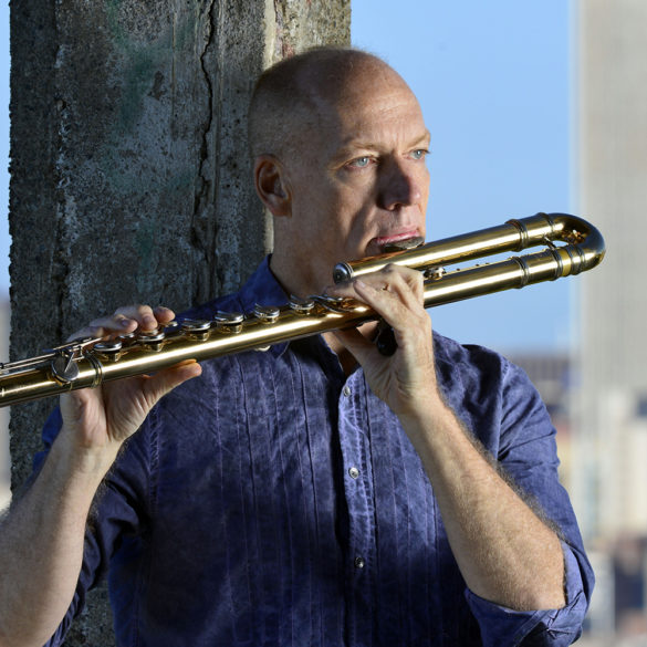 Wouter Kellerman, flutist, Winds of Samsara, Love Language, Symphony of Soweto