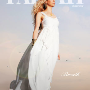 Parvati Magazine July 2019: Breath - cover