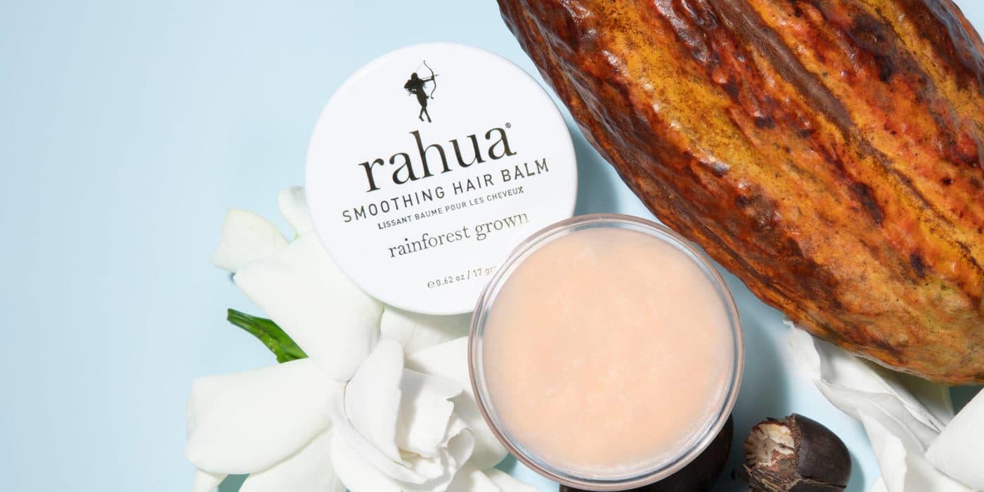 Rahua hair oil, Fabian Lliguin, Anna Ayers