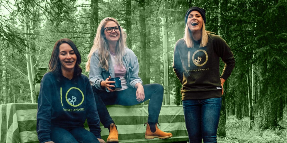 tentree, ethical fashion