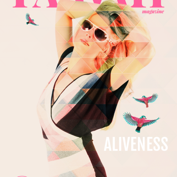 Parvati Magazine August 2019-Aliveness-cover