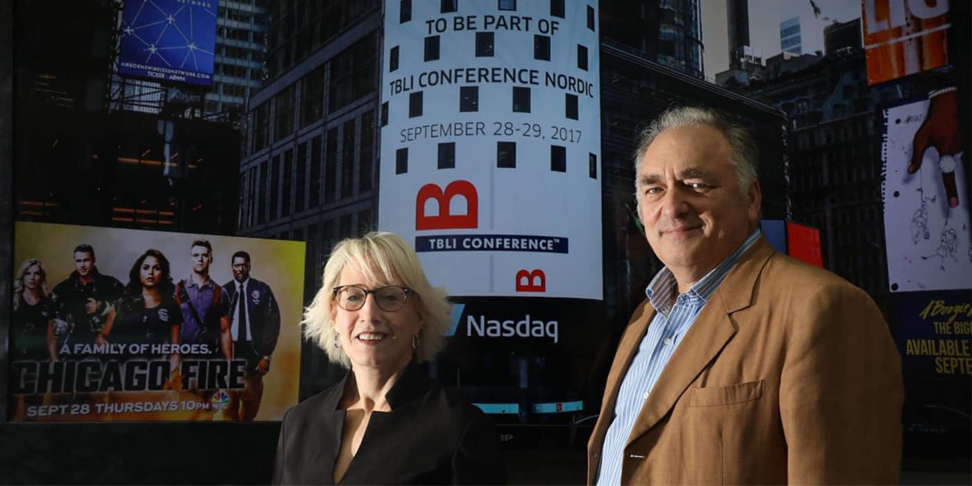 TBLI Triple Bottom Line Investing, Robert Rubinstein