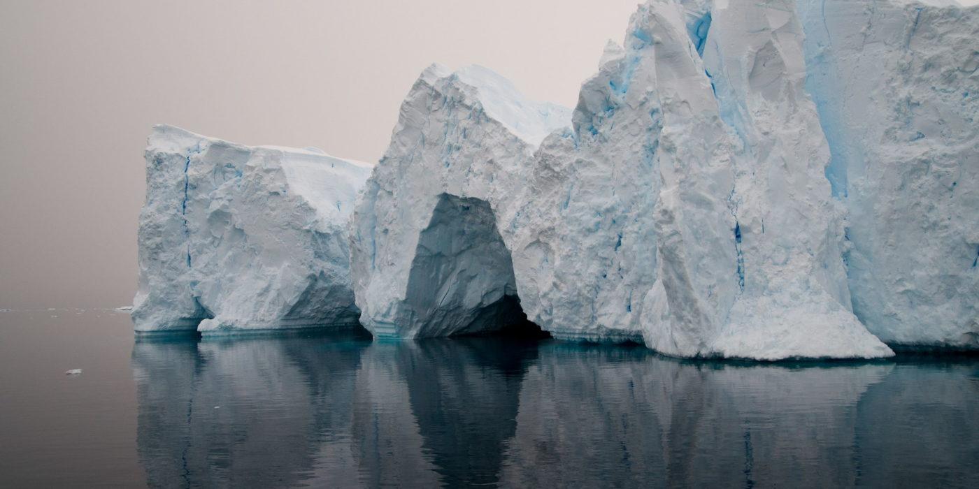 Parvati Magazine for MAPS, humanitarian crisis, global disaster, Arctic sea ice