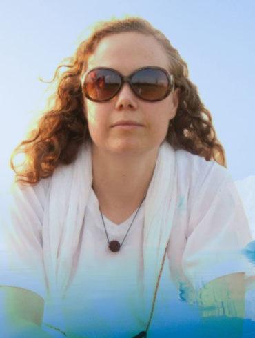 Parvati Magazine for MAPS, Marine Arctic Peace Sanctuary, MAPS Ambassador, heart centered, Pranada McBurnie