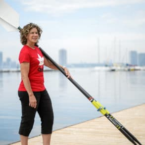 Canadian Chef de Mission Marnie McBean, Parvati Magazine, MAPS, Marine Arctic Peace Sanctuary