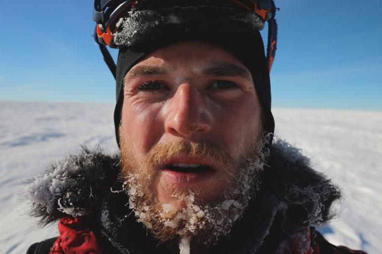 Parvati Magazine, Marine Arctic Peace Sanctuary,ClimateForce, Barney Swan, Robert Swan