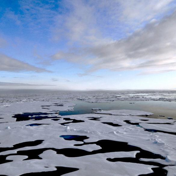 Parvati Magazine, MAPS, Marine Arctic Peace Sanctuary, Albedo Effect