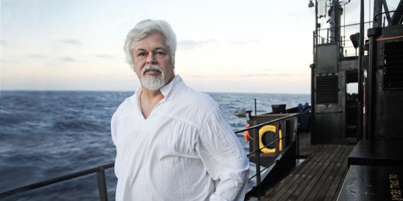 Parvati Magazine, MAPS, Marine Arctic Peace Sanctuary, Sea Shepherd, Captain Paul Watson