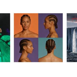 Parvati Magazine, MAPS, Marine Arctic Peace Sanctuary, Music, Adam Lambert Velvet, Alicia Keys Alicia, Pearl Jam Gigaton